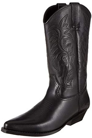 Dockers Men's 43bl001 Cowboy Boots, (Schwarz 100)