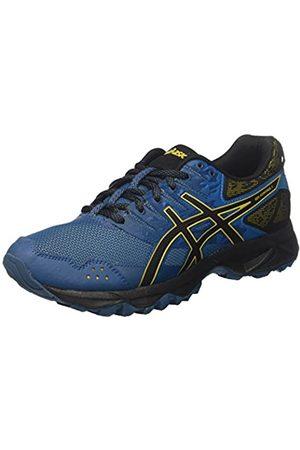 Asics Men's Gel-Sonoma 3 Trail Running Shoes, (Ink / /Lemon Curry 4590)