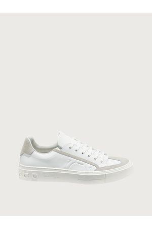 Salvatore Ferragamo Men Gancini Sneaker Shoe Size 4