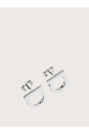 Salvatore Ferragamo Women Large Gancini earrings