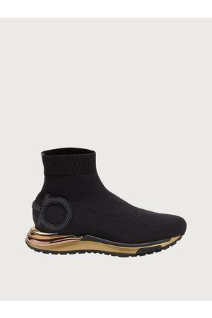 Salvatore Ferragamo Women Gancini sneaker Size 2