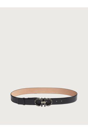 Salvatore Ferragamo Women Adjustable Gancini belt