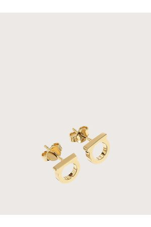 Salvatore Ferragamo Women Small Gancin earrings