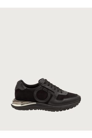 Salvatore Ferragamo Men Rainbow Running Sneaker Shoe Size 4