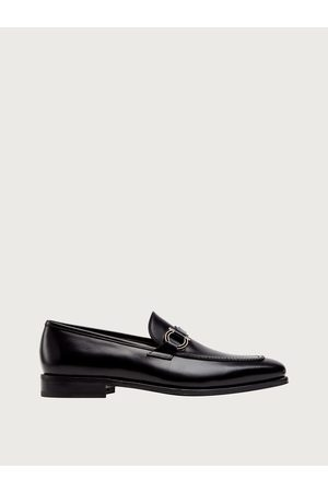 Salvatore Ferragamo Men Gancini loafer Size 7