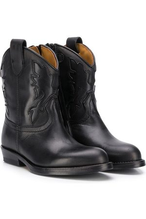 GALLUCCI Girls Ankle Boots - Western ankle boots