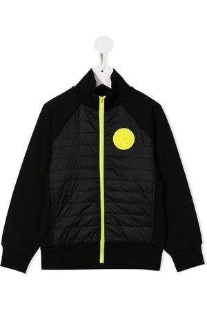 Diesel Contrast logo jacket