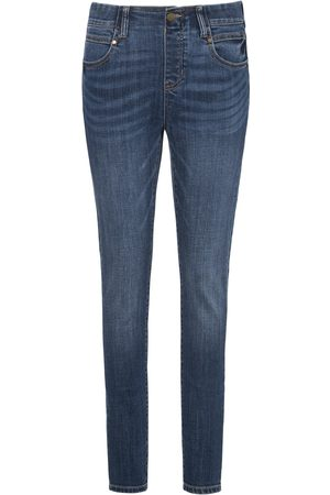 Liverpool Jeans Company Pull-on jeans design Gia Glider Skinny denim size: 10