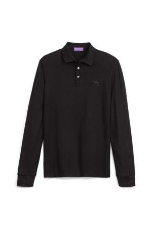 Ralph Lauren Men Polo Shirts - Custom Slim Long-Sleeve Polo