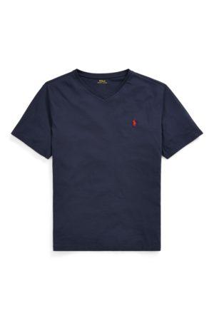 Ralph Lauren Men T-shirts - Cotton Jersey V-Neck T-Shirt