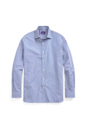 Ralph Lauren Striped Broadcloth Shirt
