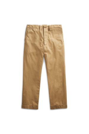 RRL Men Trousers - Cotton Field Chino