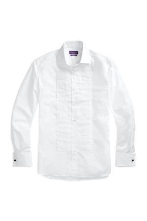 Ralph Lauren Poplin Tuxedo Shirt