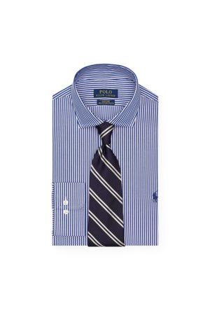 Polo Ralph Lauren Men Business - Custom Fit Striped Shirt
