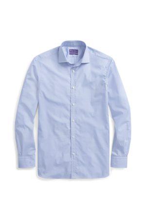 Ralph Lauren Men Business - Mini-Gingham Shirt