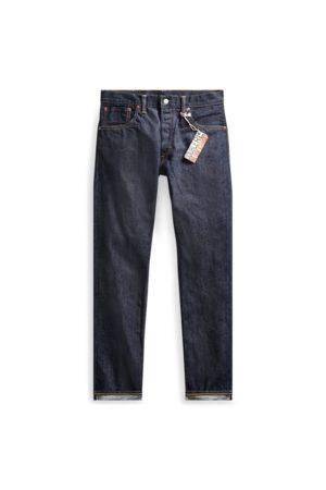 RRL Men Straight - Low Straight Selvedge Jean