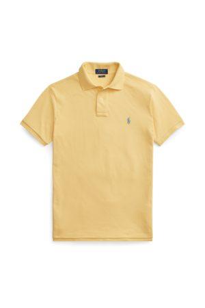 Polo Ralph Lauren Slim Fit Mesh Polo Shirt
