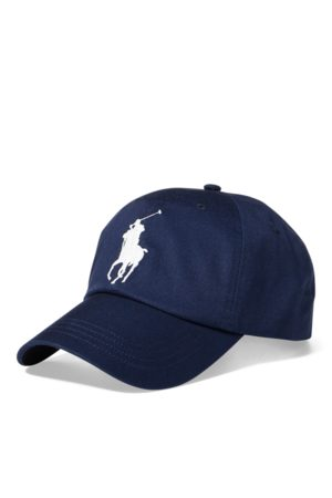 Polo Ralph Lauren Men Caps - Big Pony Chino Baseball Cap