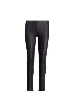 Polo Ralph Lauren Leather Skinny Trouser