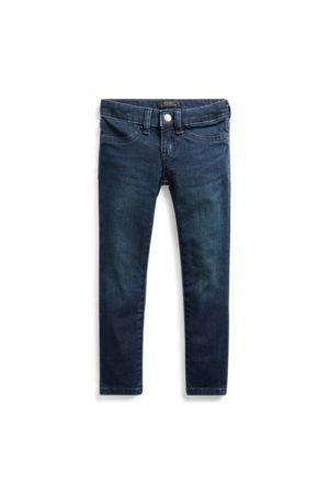 Ralph Lauren Girls Trousers - Aubrie Denim Legging