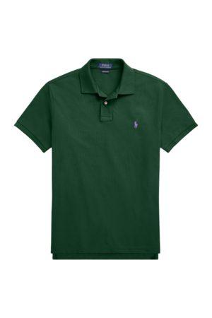 Polo Ralph Lauren Men Polo Shirts - Slim Fit Mesh Polo Shirt