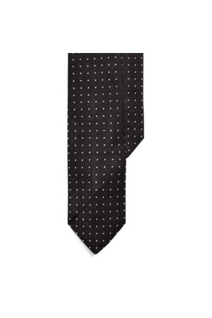 Polo Ralph Lauren Dot Silk Repp Narrow Tie