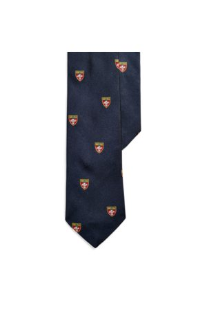 Polo Ralph Lauren Silk Narrow Club Tie