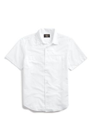 RRL Cotton Oxford Shirt