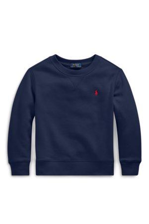 Ralph Lauren Cotton-Blend-Fleece Sweatshirt