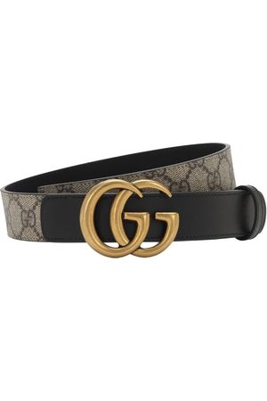 Gucci 30mm Gg Marmont Supreme Belt