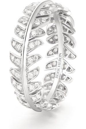 Boucheron Gold and Diamond Nature Triomphante Ring