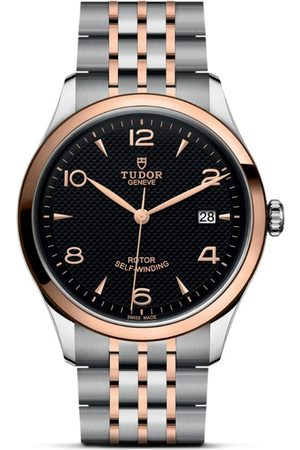 TUDOR 1926 Stainless Steel and Rose Gold Watch 39mm