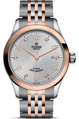 TUDOR 1926 Stainless Steel, Rose Gold and Diamond Watch 28mm