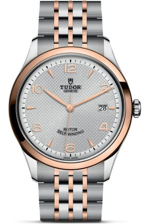 TUDOR 1926 Steel and Rose Gold Watch 39mm