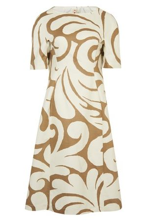 Marni Women Printed Dresses - Printed dress