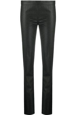 Gianfranco Ferré 1990s skinny-fit trousers