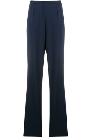 Gianfranco Ferré 1990s high-waisted flared trousers
