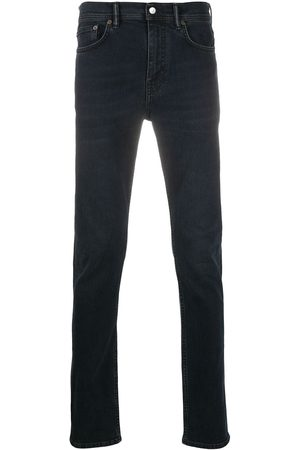 Acne Studios North faded-effect skinny jeans