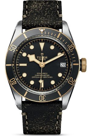 TUDOR Bay Stainless Steel and Yellow Gold Watch 41mm