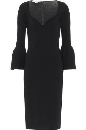 Stella McCartney Bell-sleeve knit dress