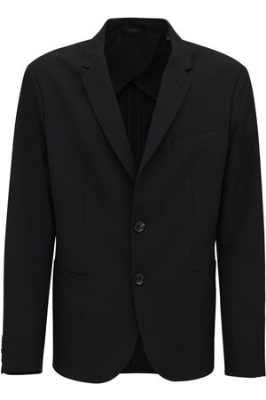Armani Stretch Nylon Blend Jacket