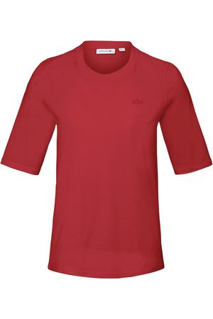 Lacoste Round neck top longer 1/2- length sleeves size: 10