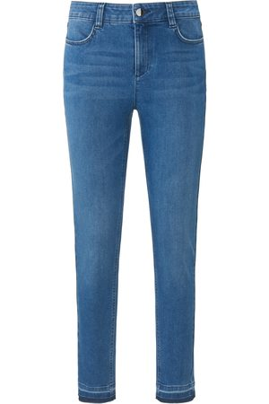 DAY.LIKE Ankle-length Skinny Fit jeans in 4-pocket style denim size: 12