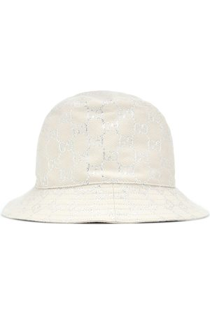 Gucci Lamé bucket hat
