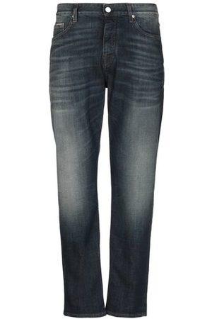 CARE LABEL Men Trousers - DENIM - Denim trousers
