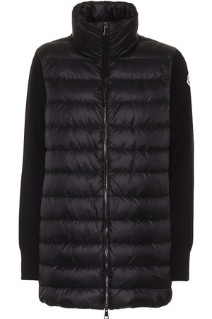 Moncler Wool and down jacket