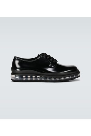 Prada Derby shoes with clear sole