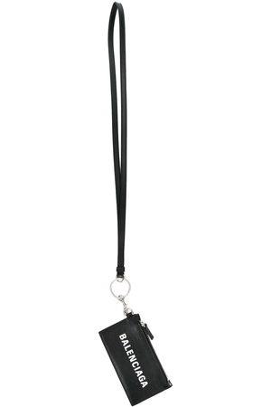 Balenciaga Lanyard zip pouch wallet - 1090