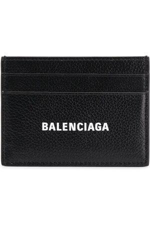 Balenciaga Logo-print cardholder - 1090