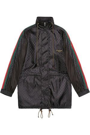 Gucci GG jacquard-woven jacket